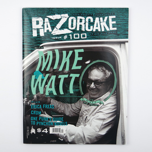 Razorcake #100 & Back Issues
