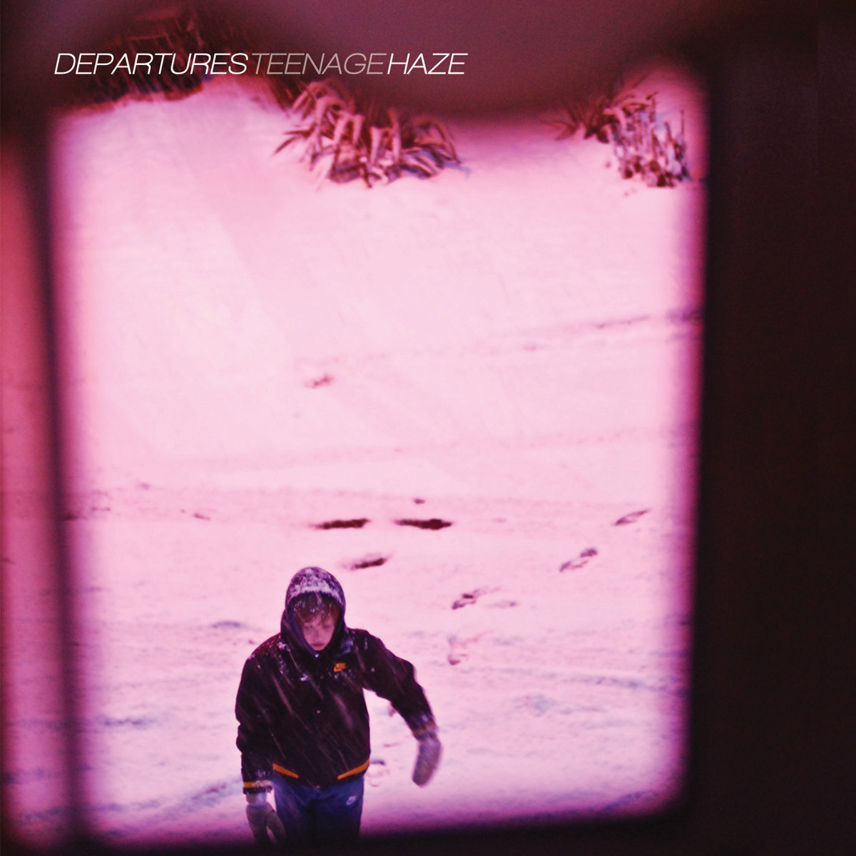 Departures - Teenage Haze (reissue)