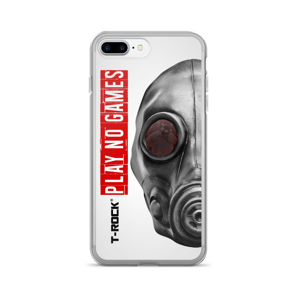 T-Rock - Play No Games iPhone 7/7 Plus Case
