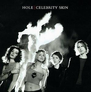 Hole - Celebrity Skin LP