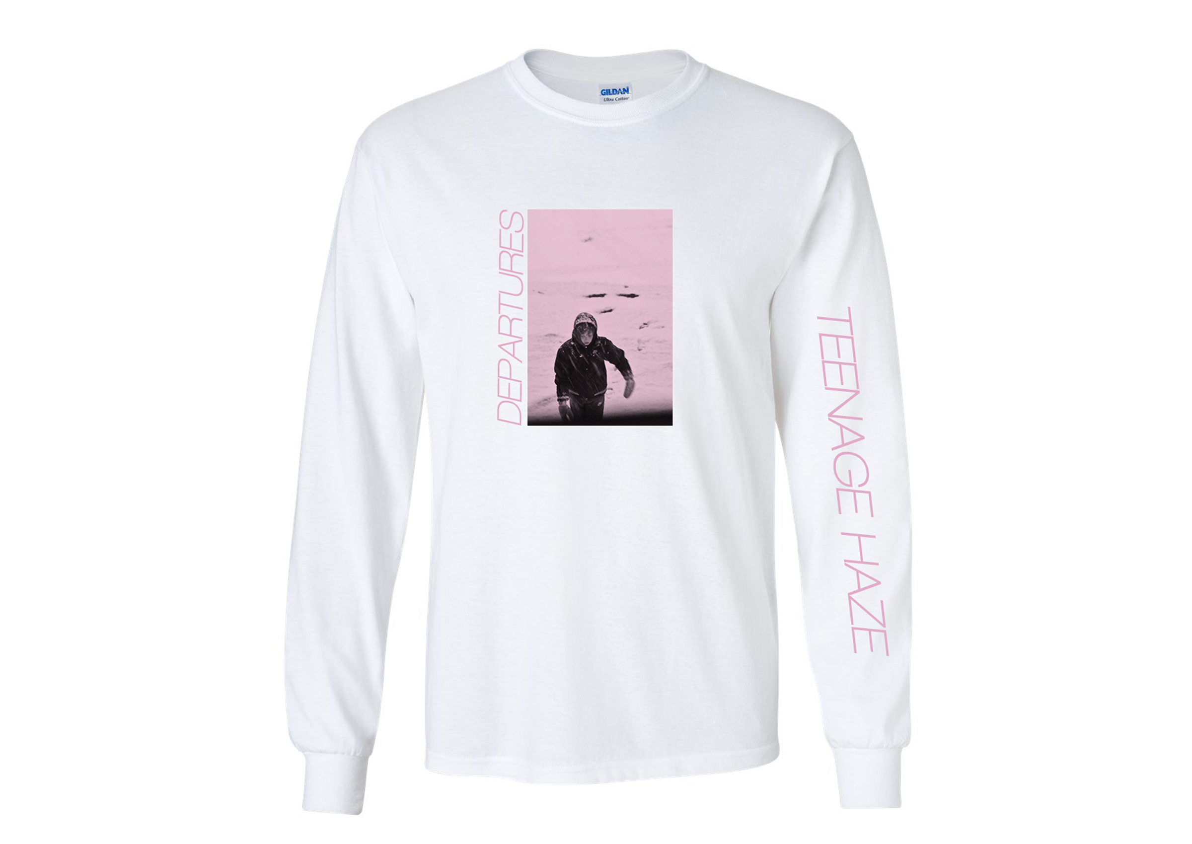 Departures - Teenage Haze long sleeve