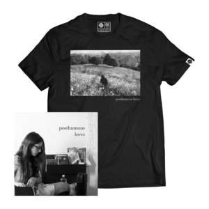 Posthumous Loves - Chapbook + T-shirt Bundle