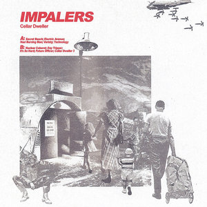 Impalers - Cellar Dweller LP