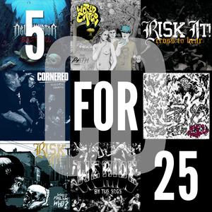 5 FOR 25€ - CD Bundle