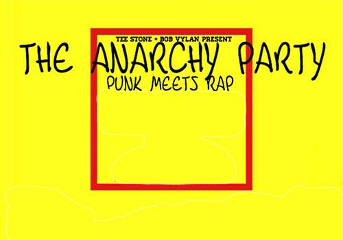 The Anarchy Party (Punk meets Rap)