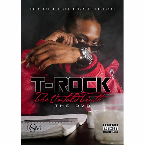 T-Rock - The Untold Truth DVD