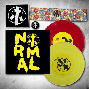 The Homeless Gospel Choir - JOIN THE NORMALS 7-inch + Armband Bundle