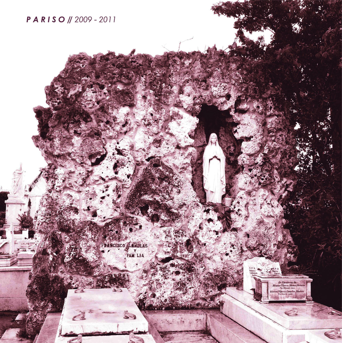 Pariso - 2009 - 2011 Discography