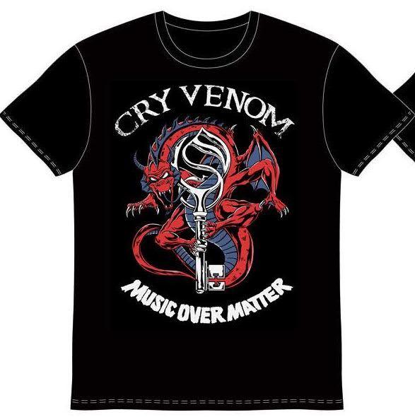 Dragon Music Over Matter Shirt
