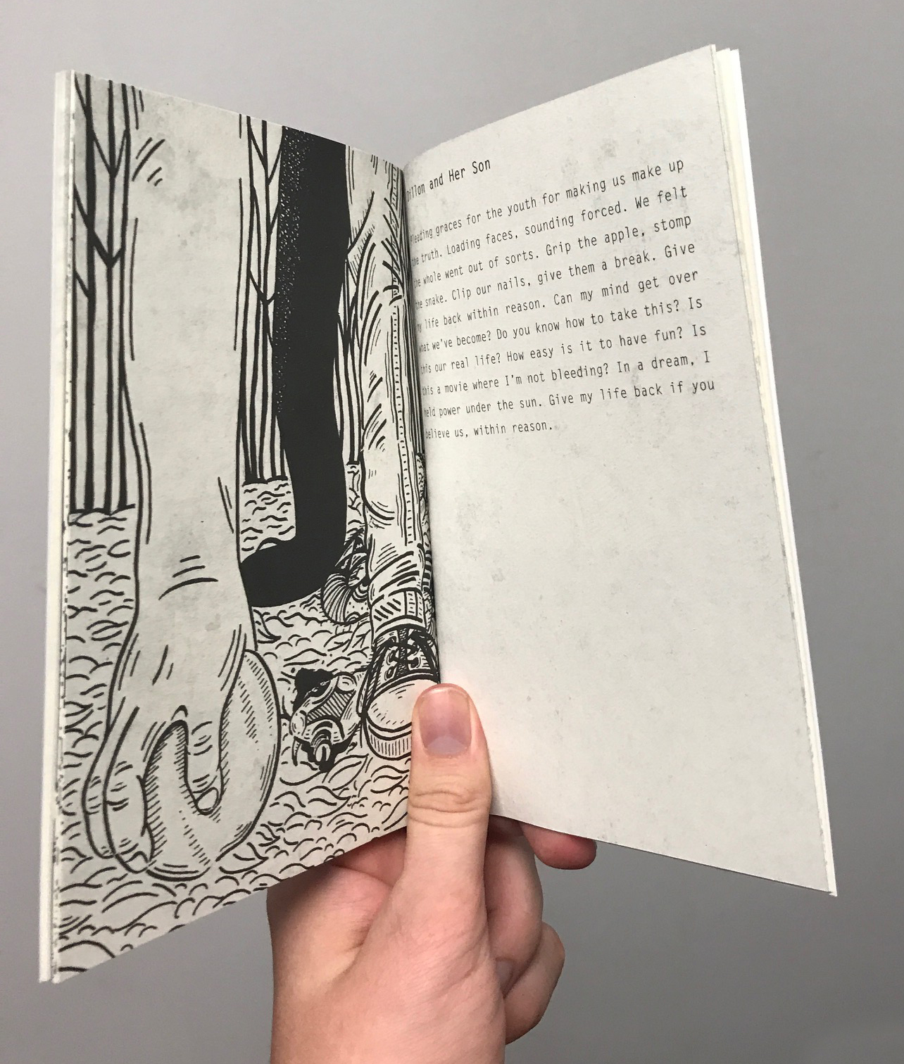 Illustrative Lyric Book