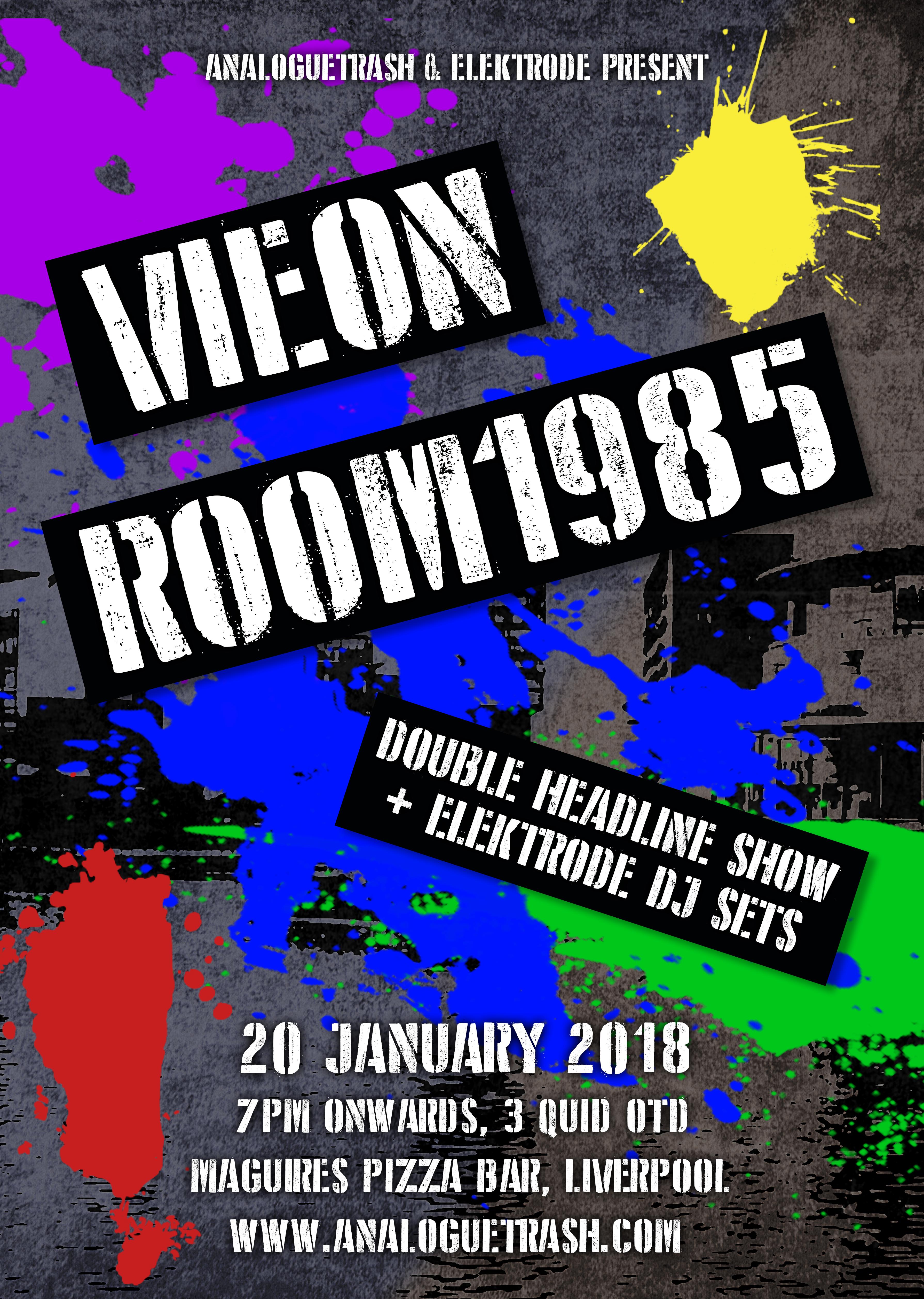 Vieon + Room 1985