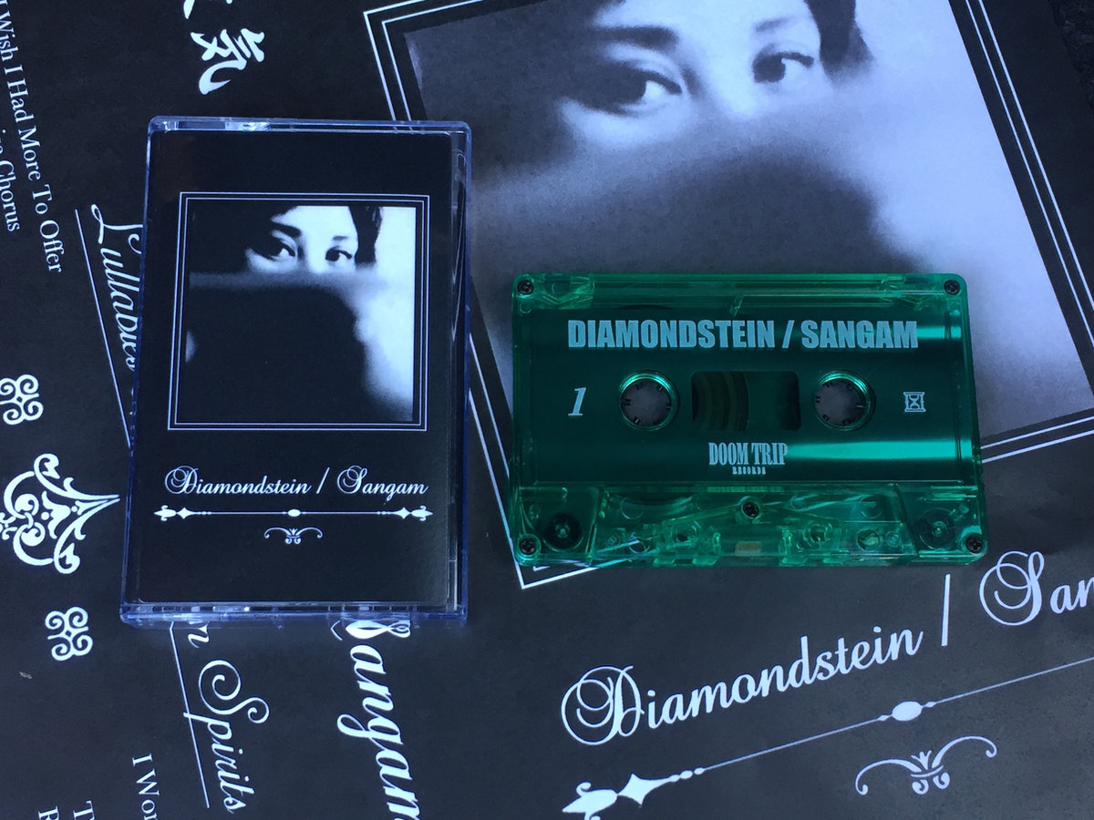 Diamondstein / Sangam - Lullabies For Broken Spirits (Doom Trip Records)