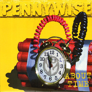 Pennywise - About Time LP