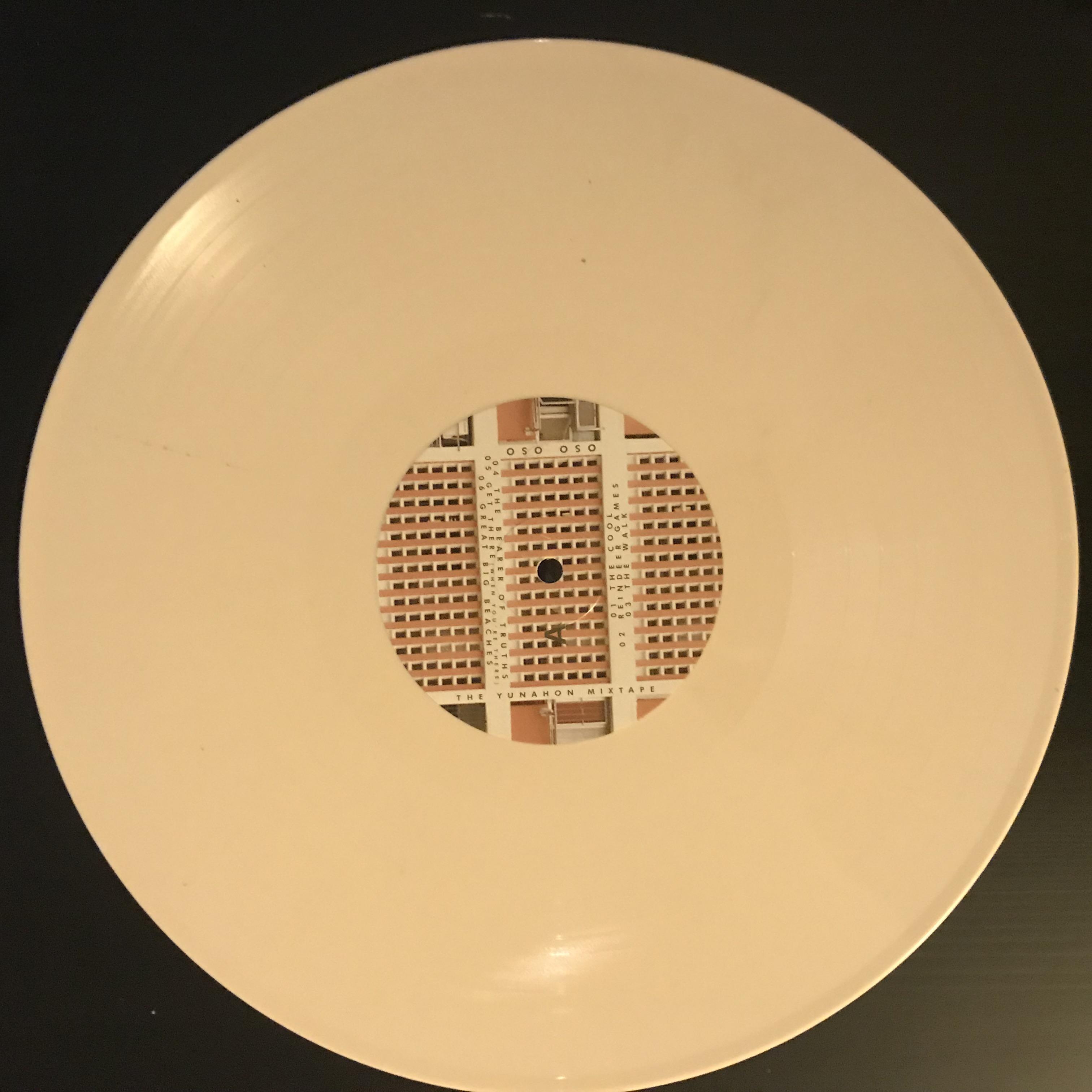 The Yunahon Mixtape Vinyl