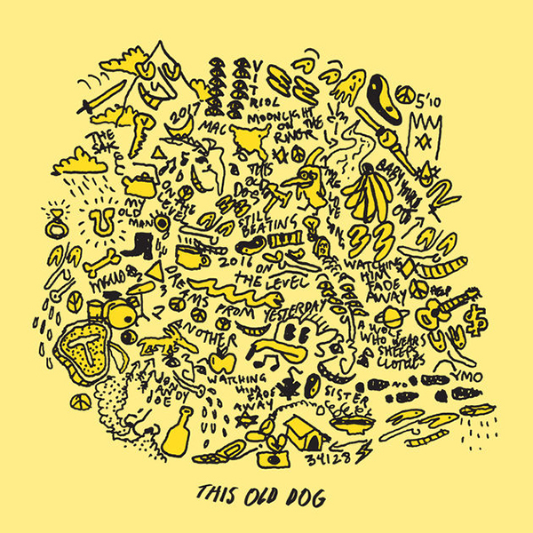 Mac Demarco - This Old Dog Cassette Tape