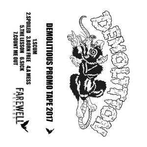 DEMOLITION ´Demolicious´ [Tape]