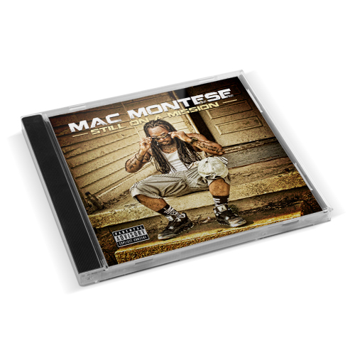 Mac Montese - Still On A Mission