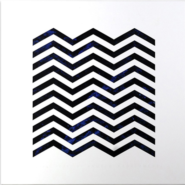 Twin Peaks - Original Score Soundtrack 2xLP