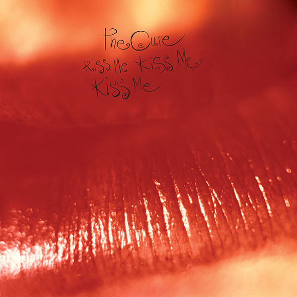 Cure - Kiss Me, Kiss Me, Kiss Me 2xLP