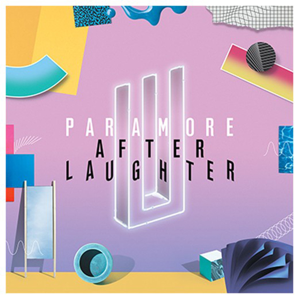 Paramore - After Laughter Cassette Tape