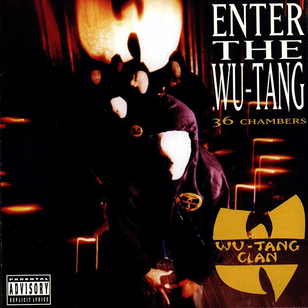 Wu-Tang Clan - Enter The Wu-Tang LP