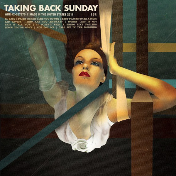 Taking Back Sunday - S/T LP