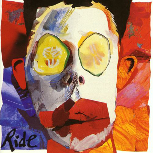 Ride - Going Blank Again 2xLP