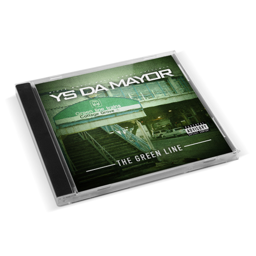 YS Da Mayor - The Green Line