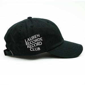 Lauren Records Record Club Hat