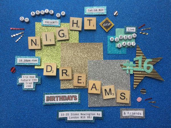 NIGHT DREAMS #16