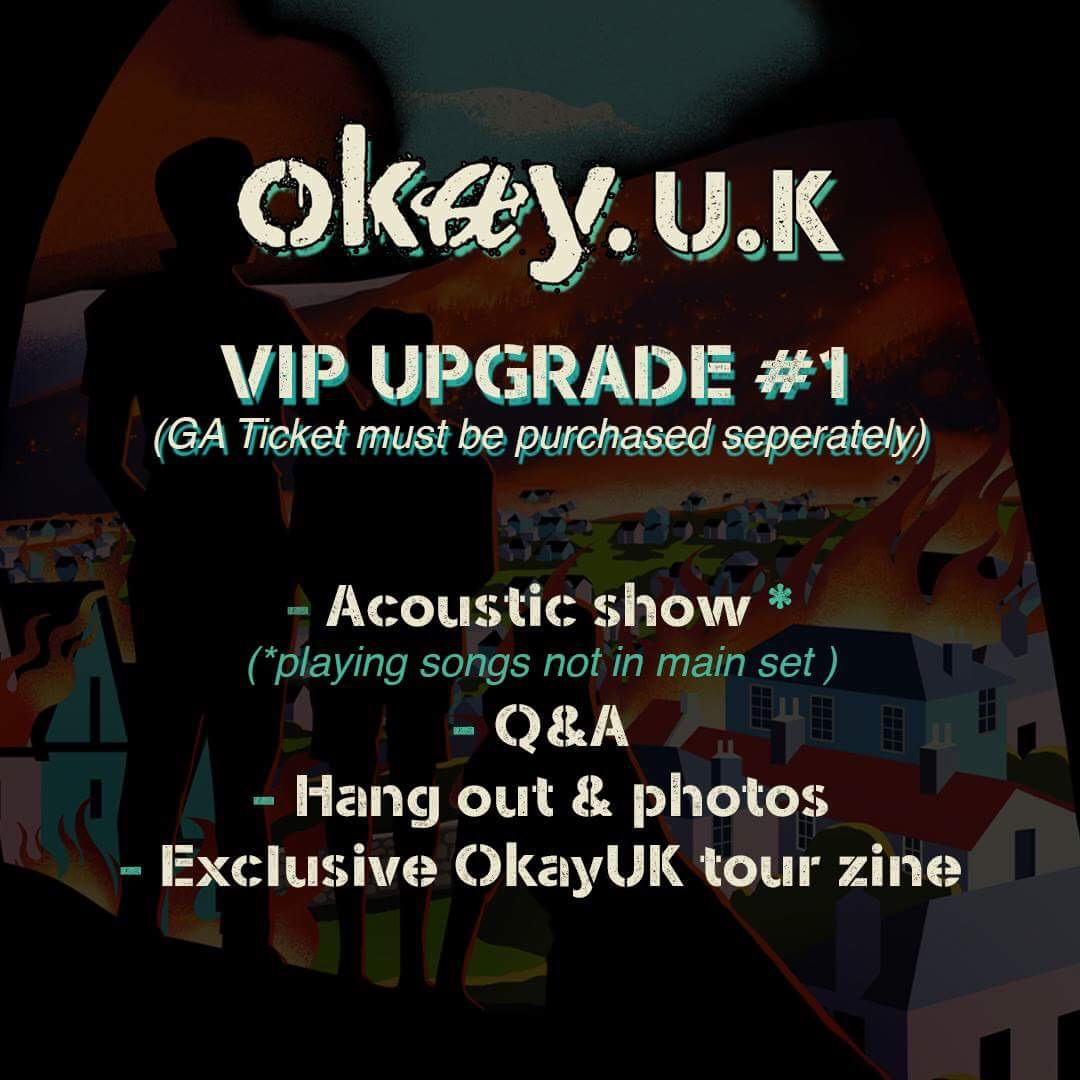 okayUK VIP Upgrade #1