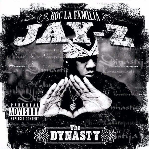 Jay-Z - The Dynasty Cassette Tape