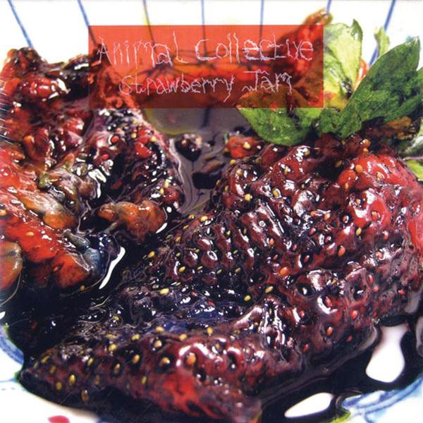 Animal Collective - Strawberry Jam 2xLP