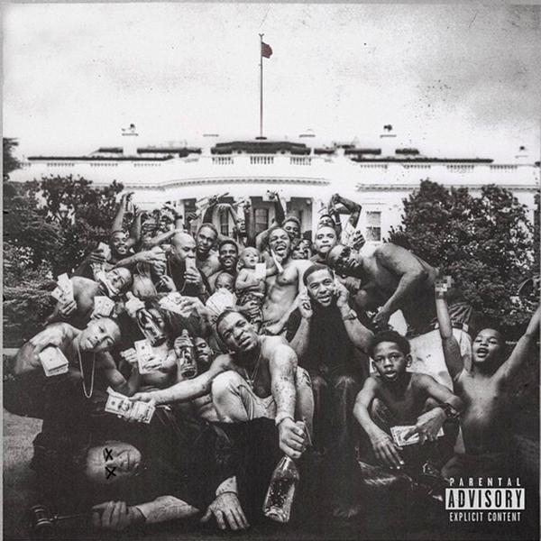 Kendrick Lamar - To Pimp A Butterfly 2xLP