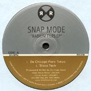 Snap Mode – Radium Files EP (Relief Records )