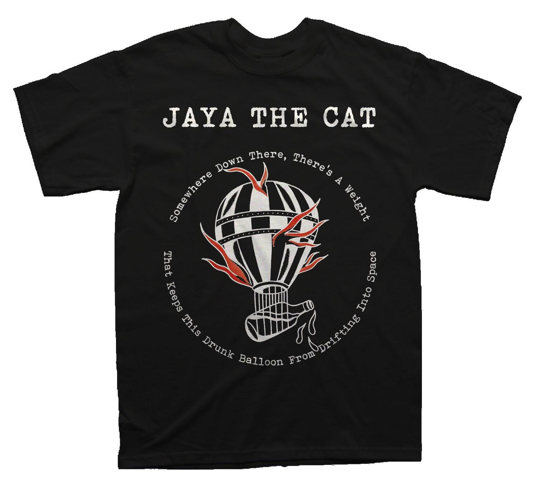 Jaya The Cat T Shirt