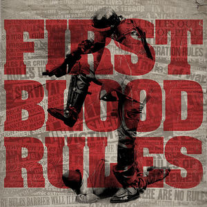 FIRST BLOOD ´Rules´ [LP]