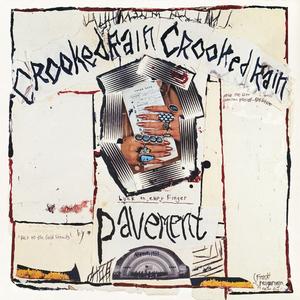 Pavement - Crooked Rain, Crooked Rain LP