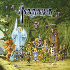 Magnum - Lost On The Road To Eternity [PREORDER]