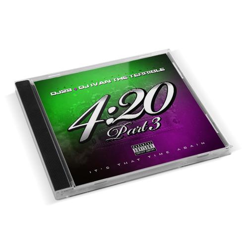 Various Artists - IAP-TV Presents 4:20 Part 3