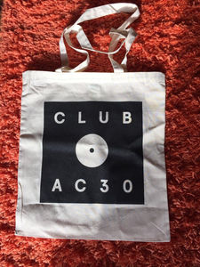 Club AC30 Tote Bag