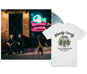 DZ Deathrays – Bloody Lovely 12�/CD and Shirt  PREORDER