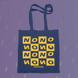 No Vacation - Tote Bag