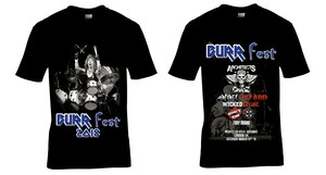 Burr Fest 2018 T-Shirt