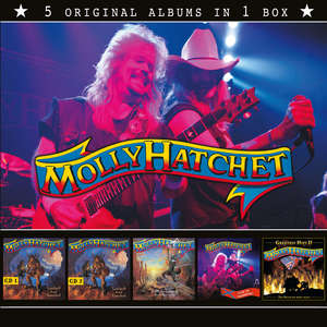 Molly Hatchet - 5 Original Albums In 1 Box [PREORDER]