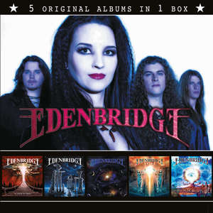 Edenbridge - 5 Original Albums In 1 Box [PREORDER]