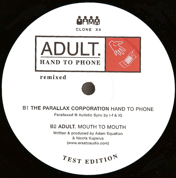 Adult – Hand To Phone Remixed (Clone)