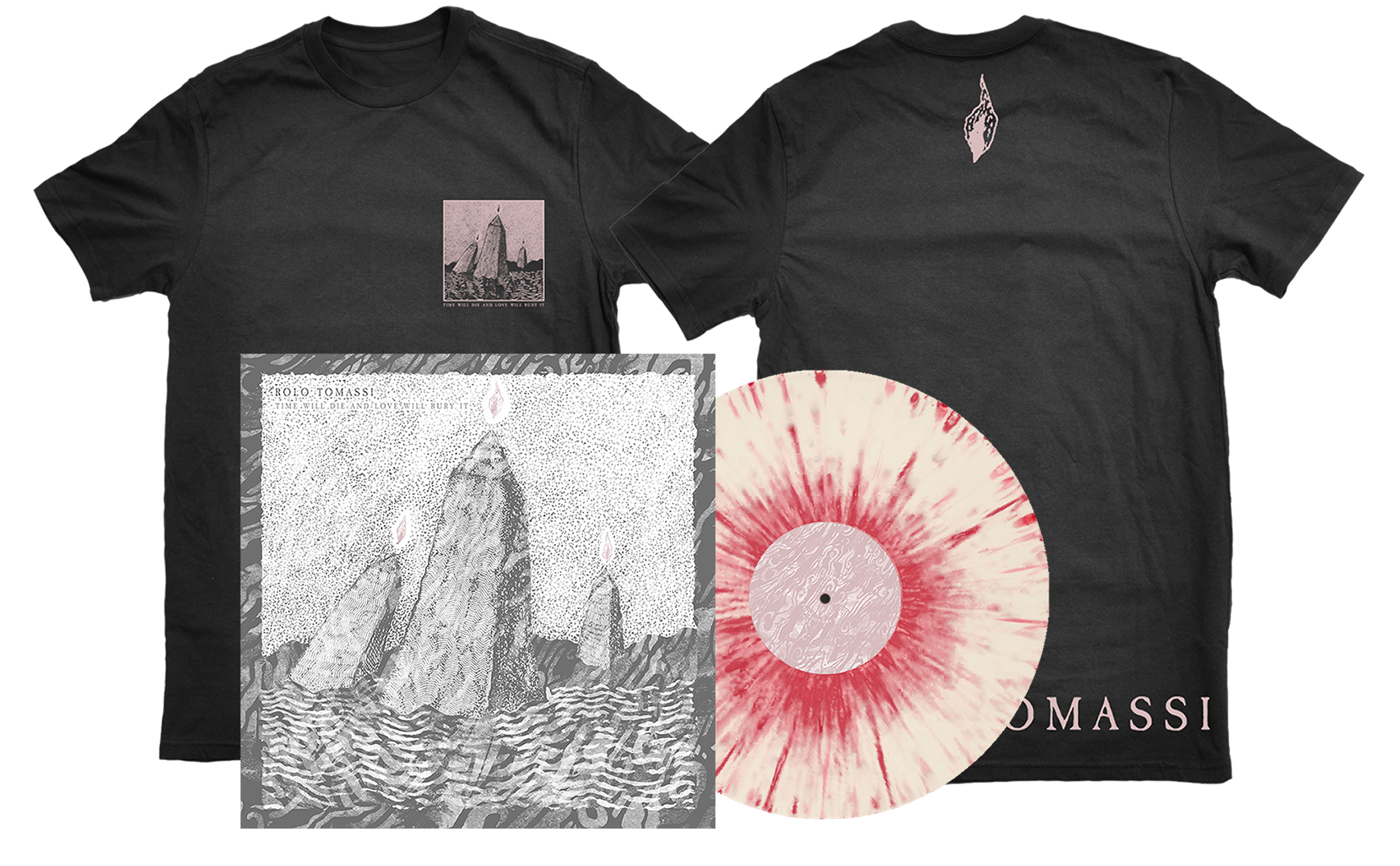 Rolo Tomassi - '...Love Will Bury It' 2xLP + shirt