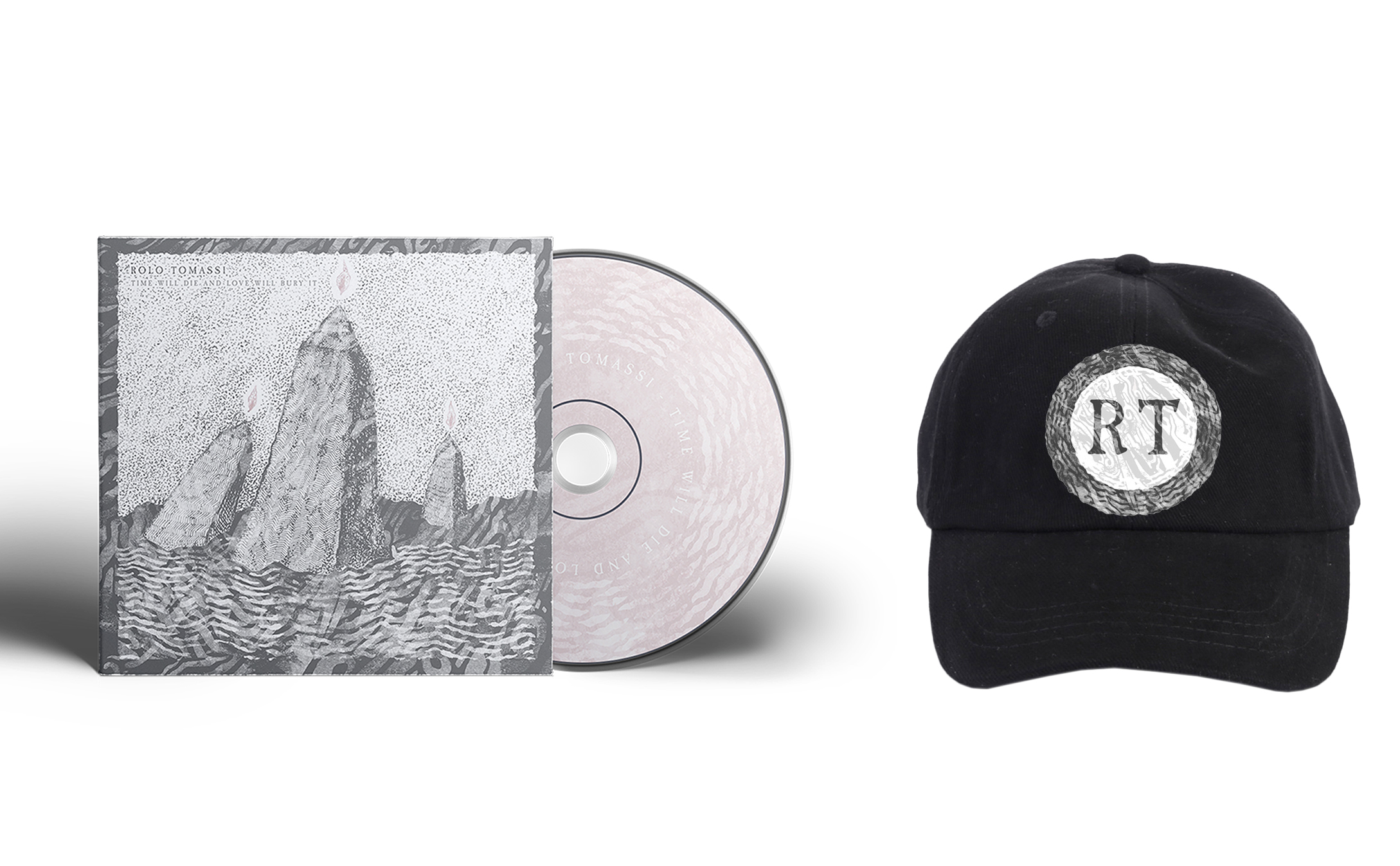 Rolo Tomassi - '...Love Will Bury It' CD + cap