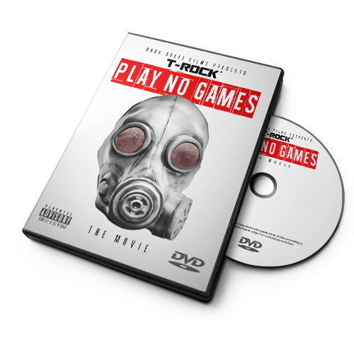 T-Rock - Play No Games: The Movie